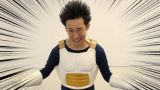 R藤本がベジータ原作再現に挑む!